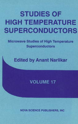 Studies of High Temperature Superconductors by Anant Narlikar