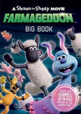 Farmageddon Big Book by Shaun The Sheep
