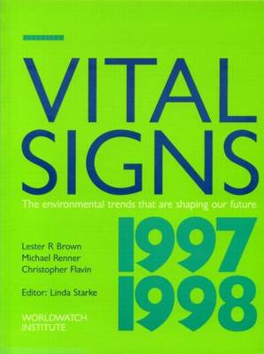 Vital Signs by Lester R. Brown