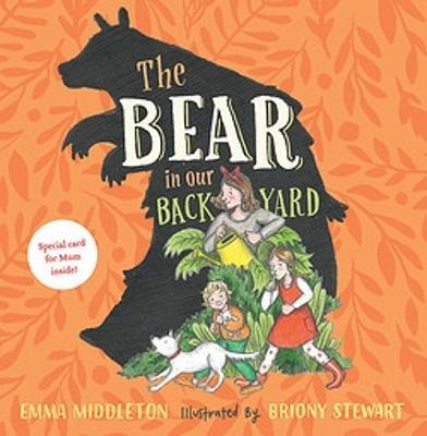 Bear in our Backyard book