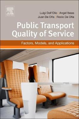 Public Transportation Quality of Service by Luigi Dell'Olio