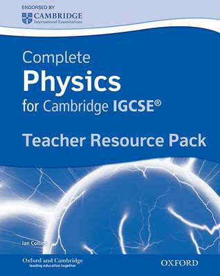 Complete Physics for Cambridge IGCSE Teachers Resource Kit by Ian Collins