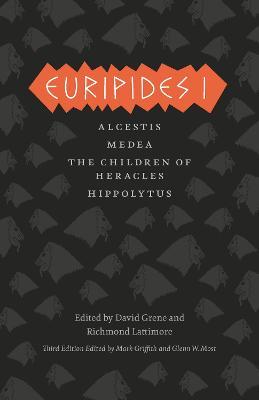 Euripides I by Euripides