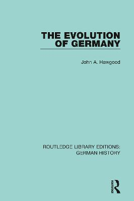The Evolution of Germany book
