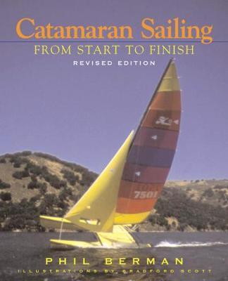Catamaran Sailing by Phil Berman
