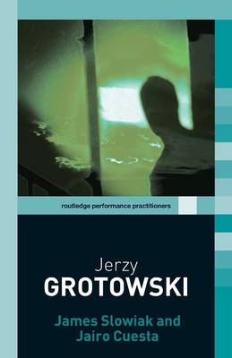 Jerzy Grotowski by James Slowiak