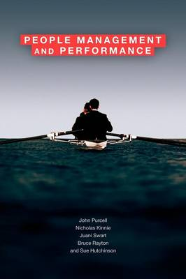 People Management and Performance book