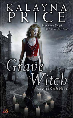 Grave Witch book
