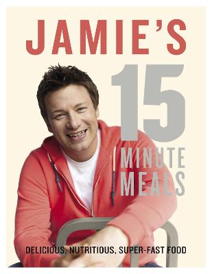 Jamie's 15-Minute Meals book