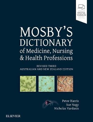 Mosby'S Dictionary of Med 3e Revised by Peter Harris