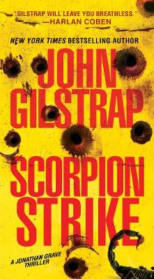 Scorpion Strike book