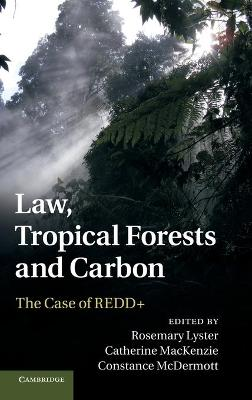 Law, Tropical Forests and Carbon book