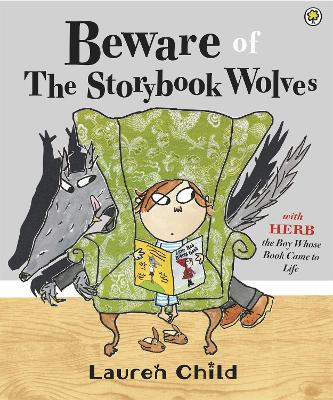 Beware of the Storybook Wolves book