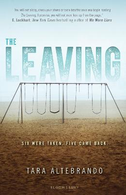 Leaving by Tara Altebrando
