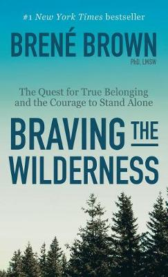 Braving the Wilderness by Brene Phd Lmsw Brown