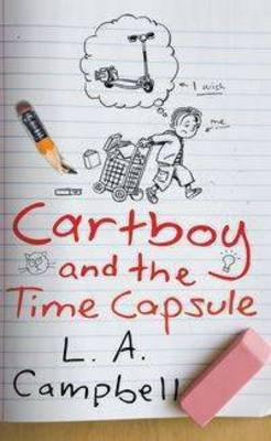 Cartboy and the Time Capsule book