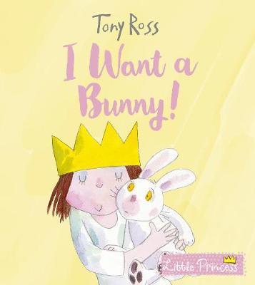 I Want a Bunny! book