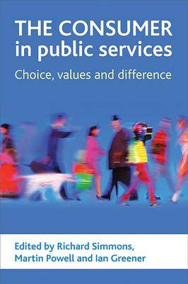 The consumer in public services by Richard Simmons