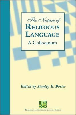 Nature of Religious Language book