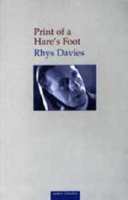 Print of a Hare's Foot by Rhys Davies