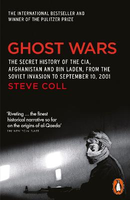 Ghost Wars book