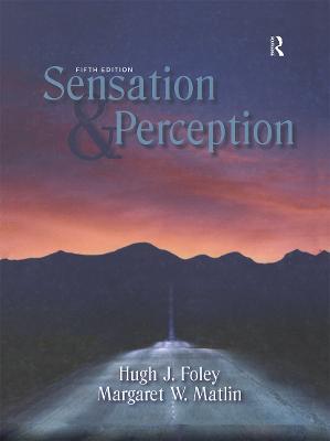 Sensation and Perception book