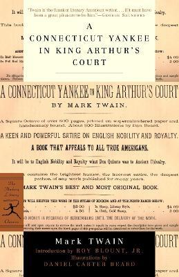 Mod Lib Connecticut Yankee/ King Arthur book