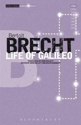 """Life of Galileo"" by Bertolt Brecht"