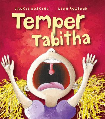 Temper Tabitha: (Big Book Edition) by Jackie Hosking