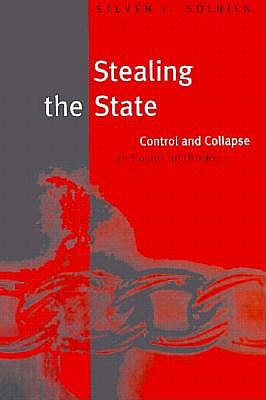 Stealing the State book