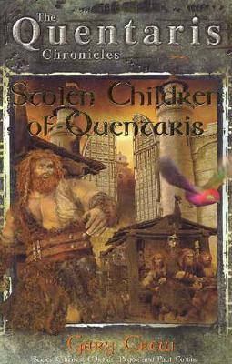 Stolen Children of Quentaris book
