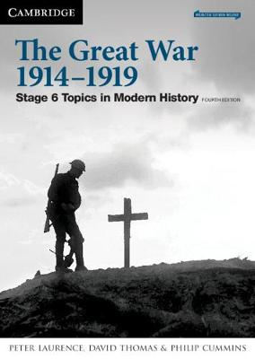 The Great War 1914-1919: Stage 6 Modern History book