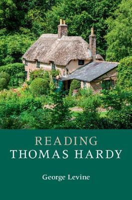 Reading Thomas Hardy by George Levine