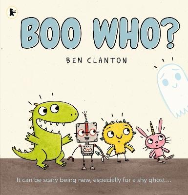 Boo Who? book
