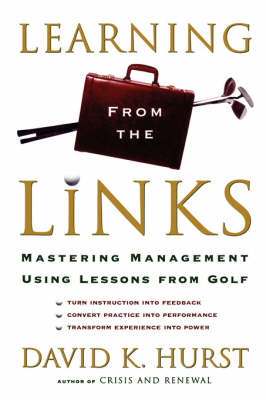 Learning from the Links by David K. Hurst