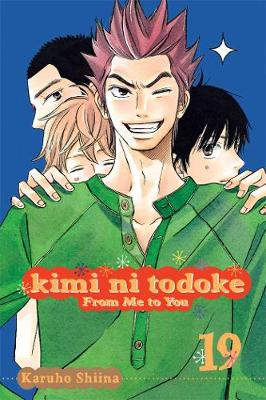 Kimi ni Todoke: From Me to You, Vol. 19 by Karuho Shiina