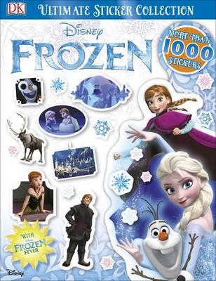 Disney Frozen by Kindersley Dorling