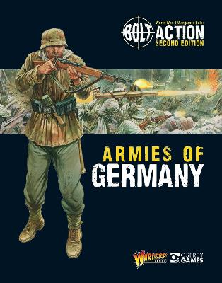 Bolt Action: Armies of Germany book