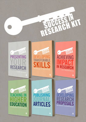 The Success in Research Kit by Pam Denicolo