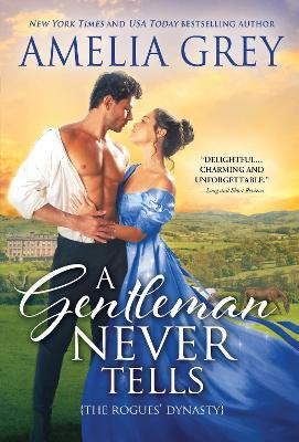 A Gentleman Never Tells book