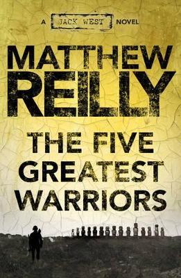 Five Greatest Warriors book