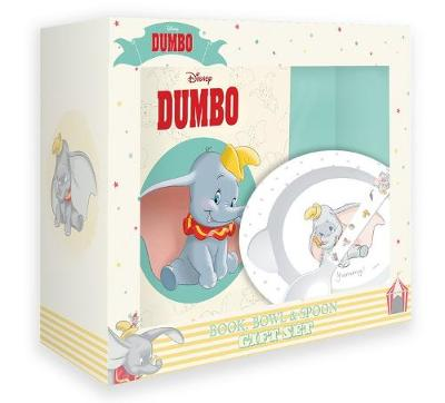 DISNEY BABY BOOK BOWL + SPOON book