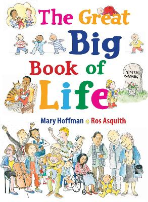The Great Big Book of Life by Ros Asquith