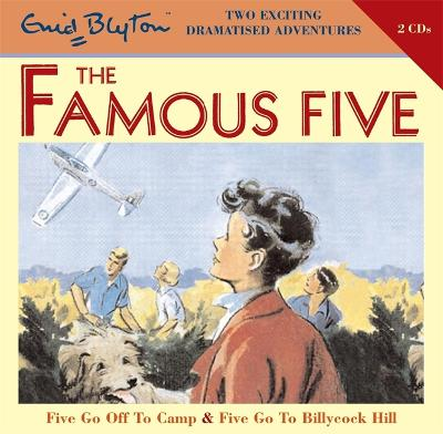 Famous Five: Five Go Off To Camp & Five Go To Billycock Hill book