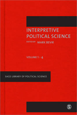 Interpretive Political Science by Mark Bevir