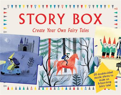 Story Box: Create Your Own Fairy Tales by Anne Laval