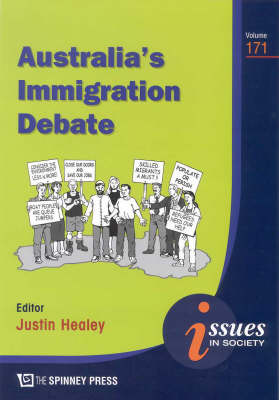 Australia's Immigration Debate by Justin Healey