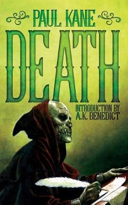 Death by Professor of English Paul Kane