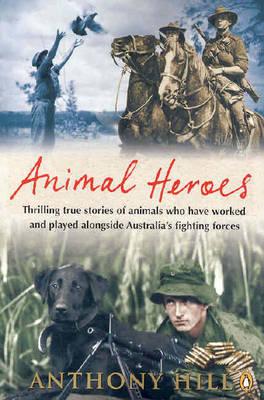 Animal Heroes book