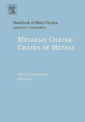 Metallic Chains / Chains of Metals by Michael Springborg